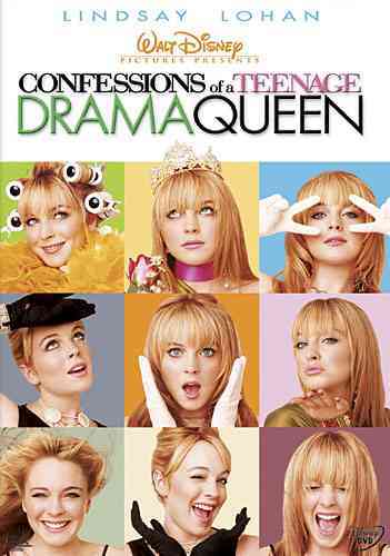CONFESSIONS OF A TEENAGE DRAMA QUEEN BY LOHAN,LINDSAY (DVD)